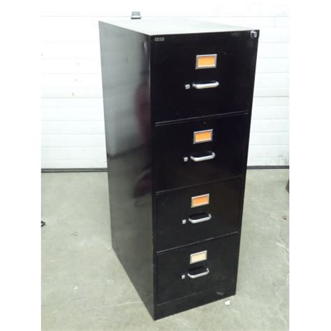 4 Drawer Locking File Cabinet by Gem Black Vertical 4 Drawer Filing Cabinet Locking