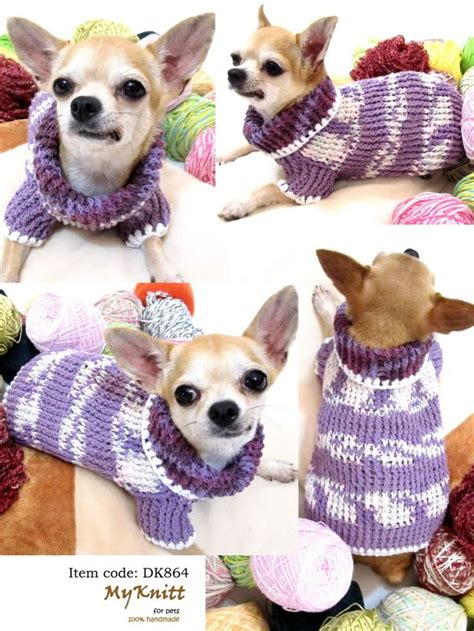 crochet pattern for xxs dog sweater 17 best images about crocheted pet wear on pinterest