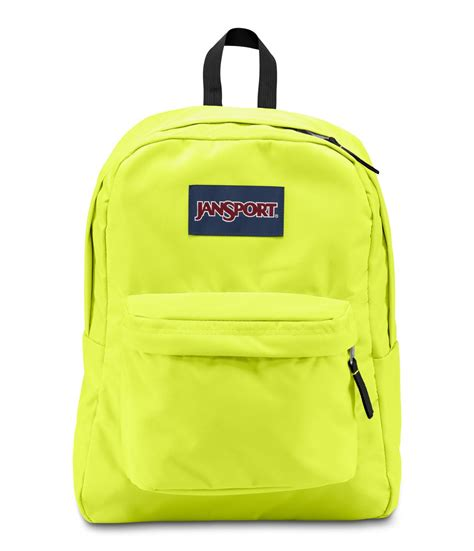 Teal And Yellow Home Decor by Jansport Superbreak Backpack Lorac Yellow