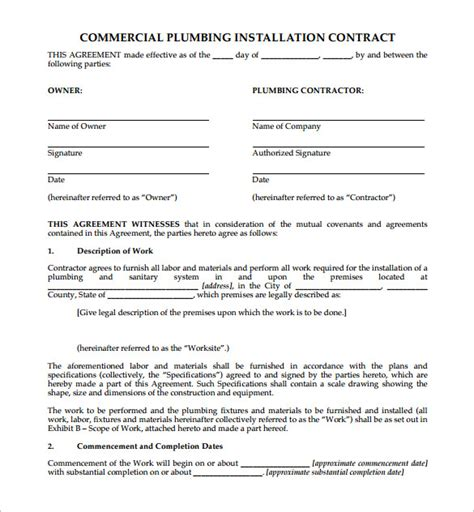 Introduction Letter Waterproofing Company Plumbing Contractor Warranty Letter Docoments Ojazlink