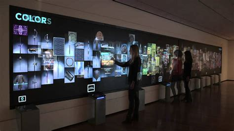 gallery display design www pixshark com images gallery one an interactive display that let s users make