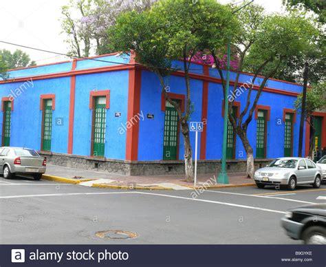 casa azul frida kahlo mexico mexico city coyoacan casa azul museo frida kahlo