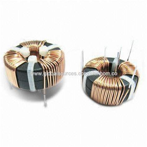 three phase inductor 3 phase common mode choke coils toroidal inductor available in rohs compatible pb free