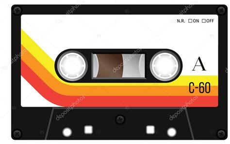 vintage cassette cinta de cassette vintage vector de stock 169 lkeskinen0