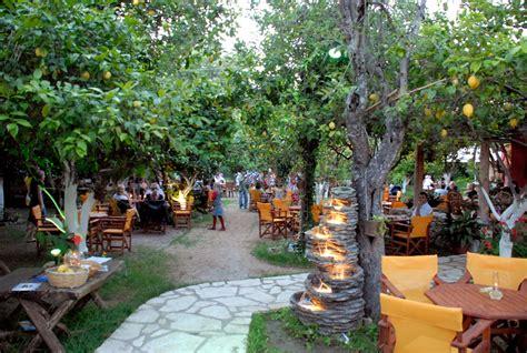 Restaurants Gardens by 171 Lemon Garden 187 Restaurant Acharavi Corfu