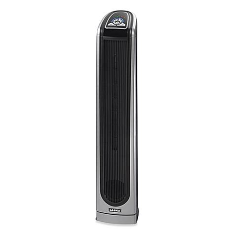 bed bath and beyond heater lasko 174 electronic 34 inch ceramic tower heater www