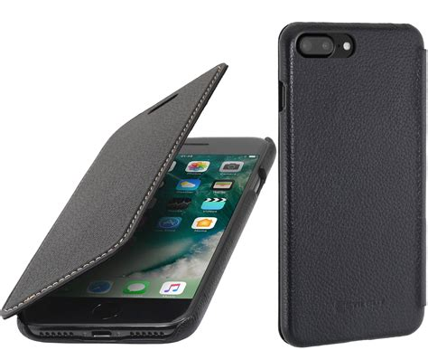 iphone 7 etui etui apple iphone 7 8 plus book sk 243 rzane kolor czarny stilgut polska