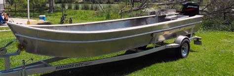 used flat boats for sale in louisiana extreme metal fabrication custom aluminum boats duck