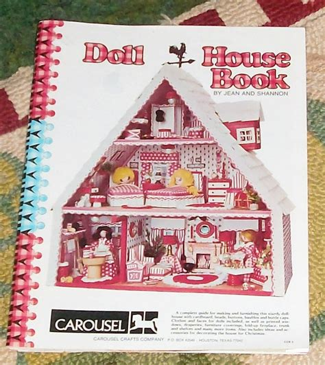 doll house book vintage 75 doll house book by jean shannon