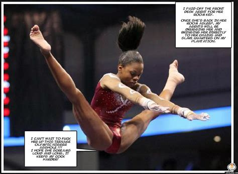 Gabrielle Douglas Nude And Sexy Photos The Fappening