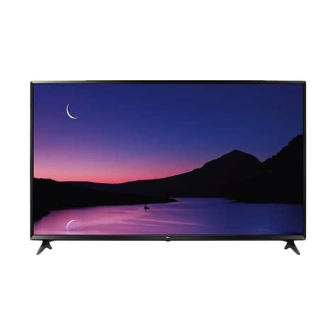 Tv Led Lg Sekarang jual lg 43uj632t led smart tv 43 inch harga kualitas terjamin blibli