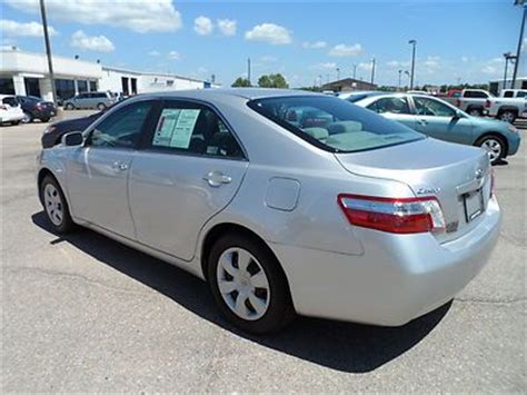 Toyota Camry 2009 Mpg Find Used 2009 Toyota Camry Hybrid Local Trade In Get 40