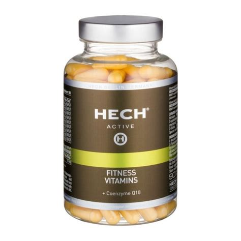 Nu Q Ten Vitamin Jantung Hech Complete Vitamins Q10 Capsules Daily Supplement