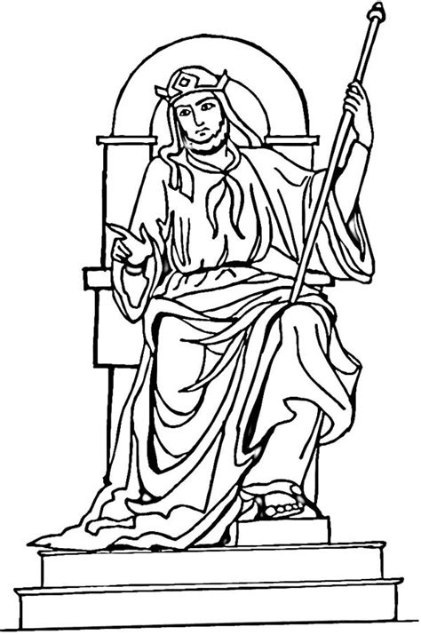 king solomon coloring sheets google search clip art pinterest king solomon clipart 73