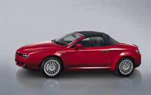 Alfa Romeo Spider 2009 New Cars Update 2009 Alfa Romeo Spider Wallpaper