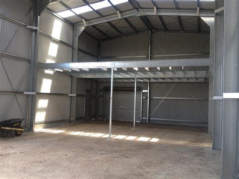 Shed Mezzanine by Photo Gallery The Shed Guys Bendigo