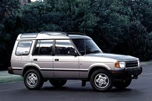 1994 98 land rover discovery consumer guide auto