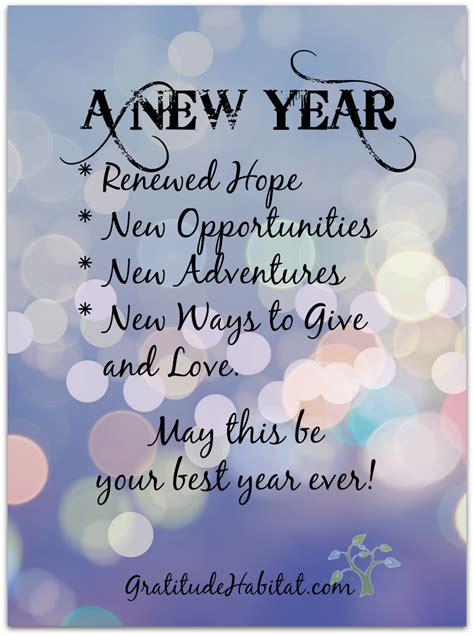 may this be your best year ever visit us at