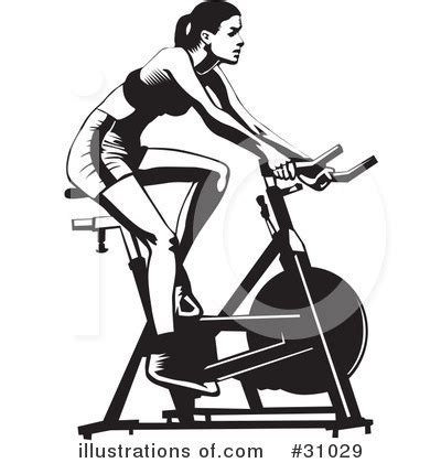 Ea Fitness 5 by Cycle Fitness Clipart 6