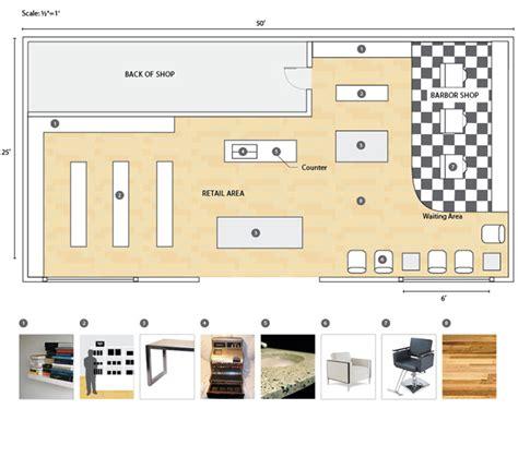barber shop floor plan barber shop layouts and design studio design gallery
