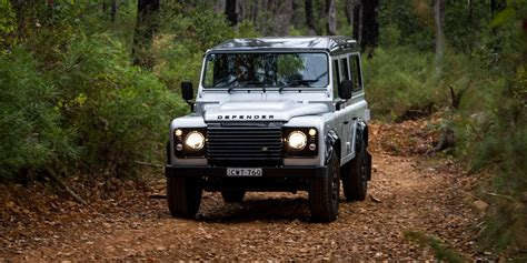 land rover defender 2015 2015 land rover defender 110 review caradvice