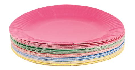 Paper Plates - coloured paper plates coated paper plates in bright