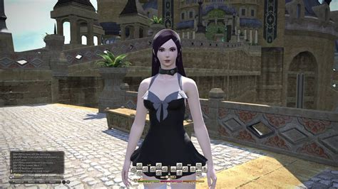 ffxiv all new hairstyles 3 0 ffxiv samsonian locks new 3 4 hairstyle from potd youtube