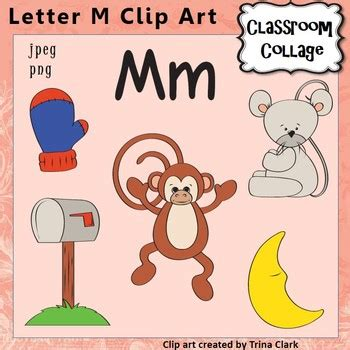 colors that start with m alphabet clip letter m items start with m color
