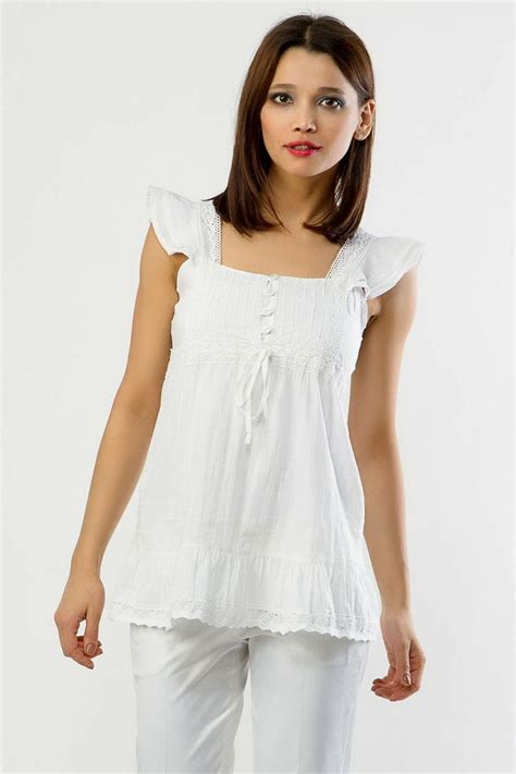 Dress Westren Style Import Murah 17 13 best cotton images on cotton blouses white
