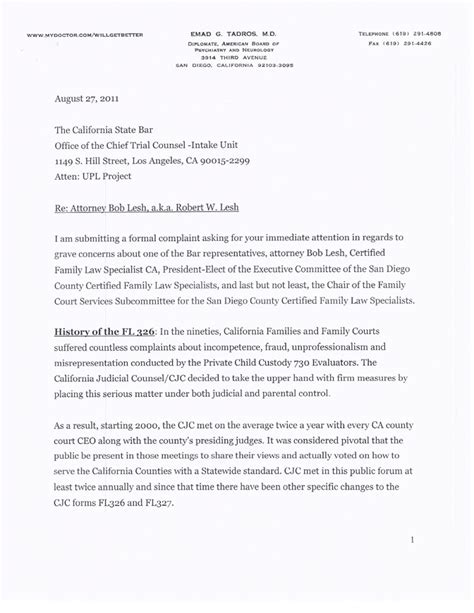 Employee Complaint Response Letter Template Sle Letter 13g Reply To A Payment Complaint By An Employee Images Frompo