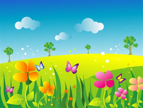 clipart image on the meadow clipart clipground