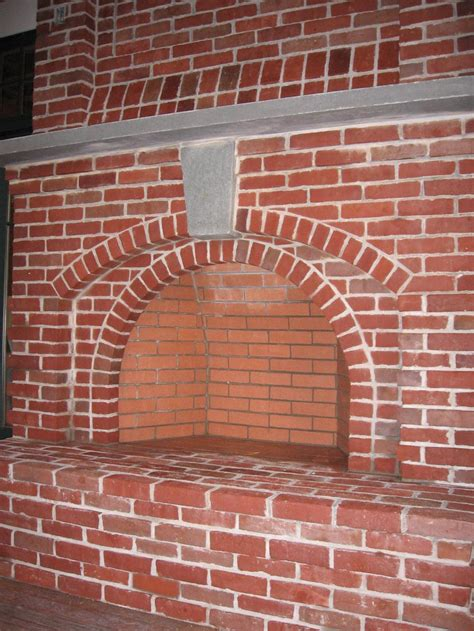 Pillars Decoration In Homes interior interior accent ideas using brick fireplace