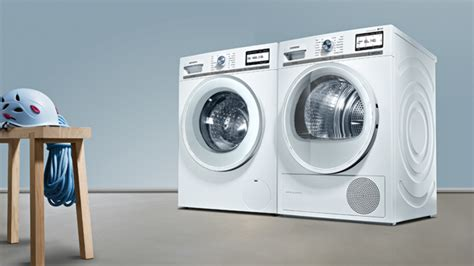 intelligent laundry care with siemens washing machines and