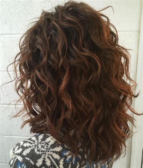 Hairstyles For Curly Thick Hair by Best 25 Thick Curly Haircuts Ideas On