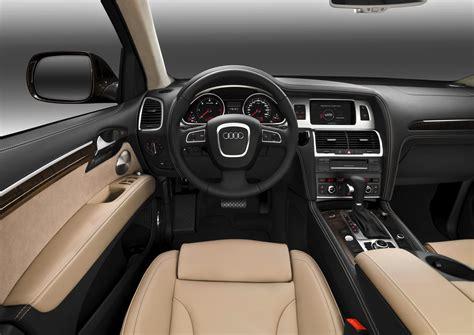 Q7 Interior 187 2011 audi q7 interior best cars news
