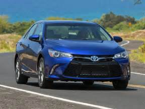 Toyota Camry Specs New 2017 Toyota Camry Hybrid Price Photos Reviews