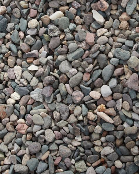 River Rock Pea Gravel Sand Aggregates River Rock Pebbles Gravel All