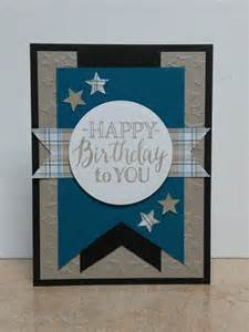 masculine birthday card blue cards birthdays galleries and birthday cards