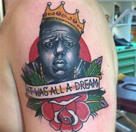 biggie smalls tattoo 985 best school traditional images on