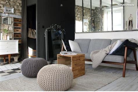 Salon Chaleureux Ikea by Un Salon Scandinave Minimaliste Et Chaleureux Le Canap 233
