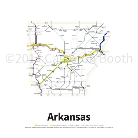 map of the united states arkansas map arkansas cameron booth