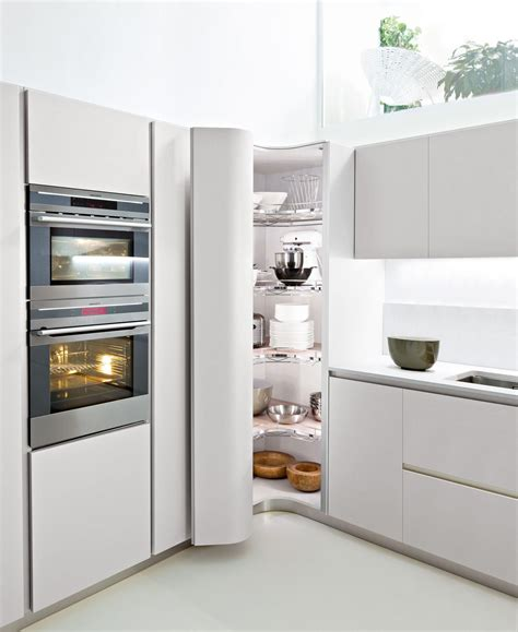 Corner Kitchen Cabinet by Creative Corner Kitchen Cabinets For Kitchen Design White