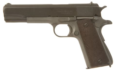 deactivated wwii colt 1911 allied deactivated guns