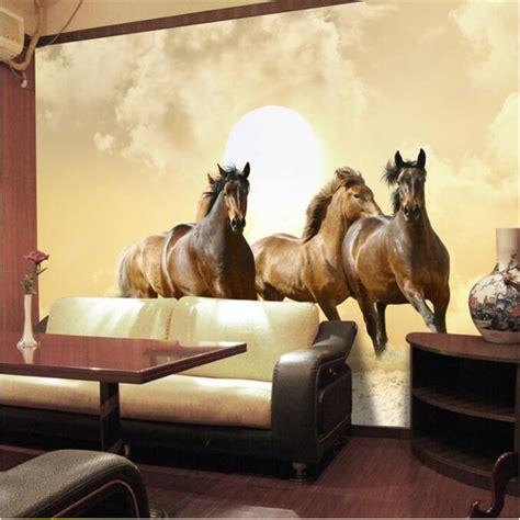 horse wallpaper for bedrooms online buy wholesale horse wallpaper from china horse