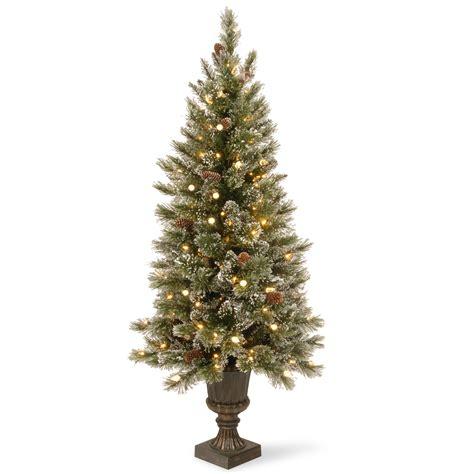 Sears Trees Pre Lit - pre lit outdoor tree sears