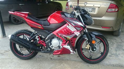 Modifikasi Fighter New Vixion modifikasi new vixion streetfighter 3 motorblitz