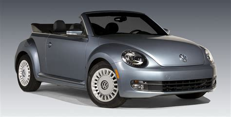 2016 Volkswagen Beetle Convertible Denim Edition