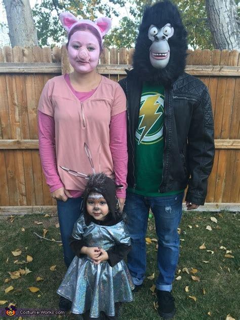 sing  halloween costume