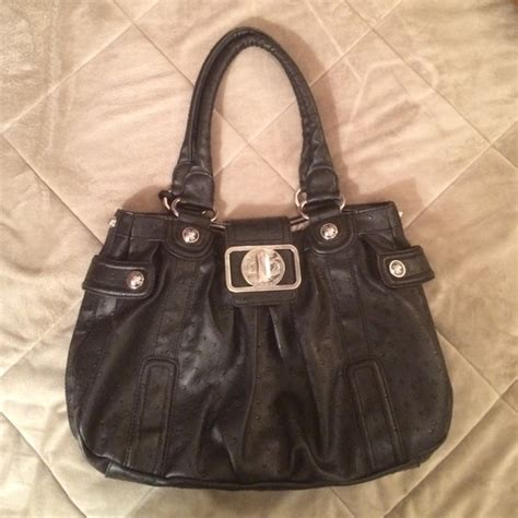 Guess 2015 Leather 91 guess handbags black leather guess handbag