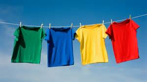 Drying Clothes In Dryer Washing Clothes And Bedding Bedlinen Direct